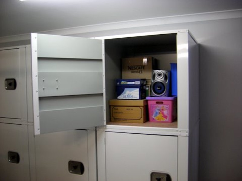 Personal Storage Locker 1x1x