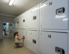 Personal Storage Lockers 1x 1 x 1m