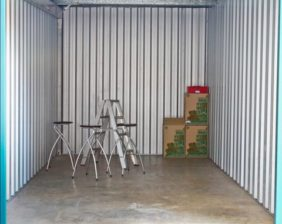 Medium Self Storage 3.5 x 3 x 3