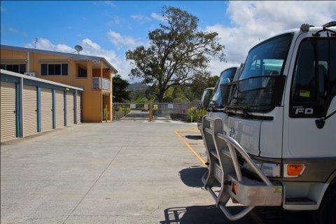 vehicle storage space